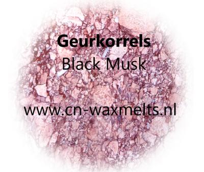 Geurkorrels Black Musk