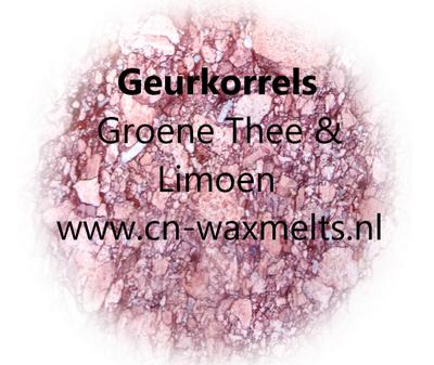 Geurkorrels Groene thee & Limoen