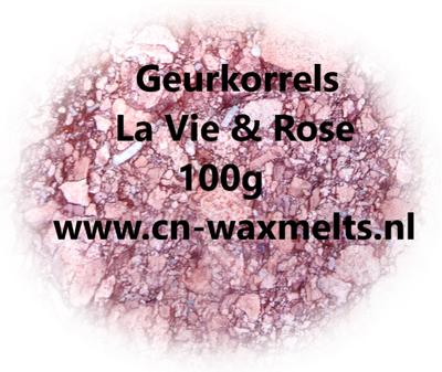 Geurkorrels LaVie & Rose