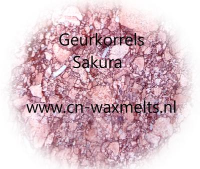 Geurkorrels Sakura